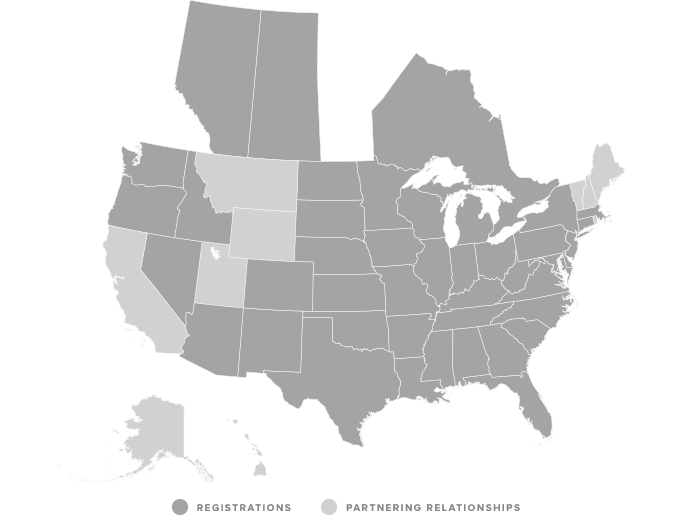 registration map